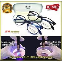 Kacamata KOREA ANTI RADIASI Blue ray YD723 Kacamata Anti Blue ORIGINAL