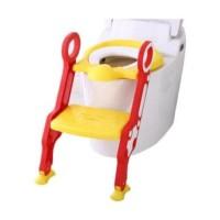 Terbaru Baby Safe Ladder Step Potty Toilet Training Tangga Kloset Anak