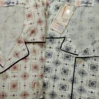 Piyama kaos katun pp pria import kualitas bagus