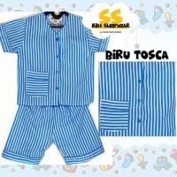 Best Seller Piyama Anak Celana Pendek / Baju Tidur Anak Katun Premium