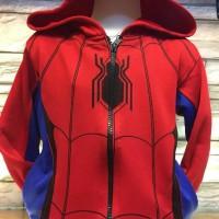 Promo Jaket Anak Spiderman New Termurah