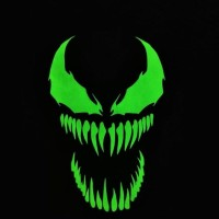 Best Seller Baju Kaos Anak Cowok Venom Glow In The Dark Superhero