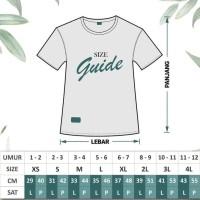 Promo Orkids Baju Kaos Anak Is Africa / Bw - 1-2 Tahun, Putih Termurah