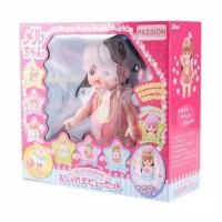 Promo Mainan Anak Mell Chan Long Hair Mell & Clothing Kualitas Nomor