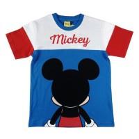 Best Seller Kids Icon - Kaos Anak Laki Disney Mickey With Printing