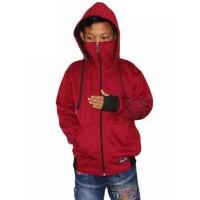 Best Seller Jaket Anak Ninja Lakilaki Perempuan Unisex Polos Fleece -