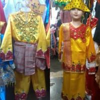 Promo Pakaian Baju Adat Anak Gorontalo Size L -Xl Lk/Pr Original