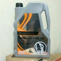 STOK TERAKHIR Oli Mobil Toyota TMO ATF Matic T IV T4 Kemasan Galon