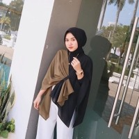 Ami Outer Baju Fashion Muslim Terbaru Outer Wanita Termurah