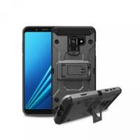Future Armor Samsung A8 2018 A8 Plus Hybrid Hardcase with Belt Clip