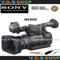 Sony HXR-NX5R NXCAM Professional Camcorder (Free Sony ECM-XM1 Shotgun)
