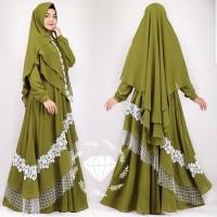 Gavaputri Syari Fashion Muslim Terbaru Baju Gamis Wanita Termurah