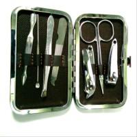 Alat Manicure Pedicure Set Peralatan Gunting Kuku