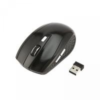 Tempat Mouse Portable 2.4GHz Wireless Bayar Di Komputer Optical untuk