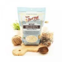 Bob s Red Mill Instant Rolled Oats Whole Grain 454 g