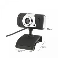 Web Bayar HD USB Tempat High Resolution Camera Computer Webcams 720P 6