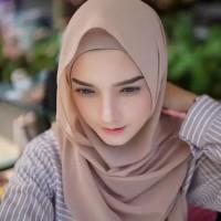 Hijab Pashmina Jilbab Sabyan Moscrepe Termurah Fashion Muslim Terbaru