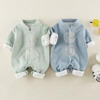 Cheongsam romper baby boy chinese traditional clothes pakaian adat