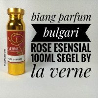 parfum bvlgari rose essence - rose essence 100 ml