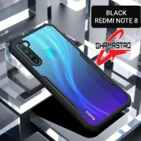 Case Xiaomi Redmi Note 8 Shockproof Armor Transparent Premium Hardcase
