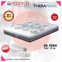 Kasur Springbed Therapedic Dr. Pedic 180 x 200 Spring bed Matras Ortho