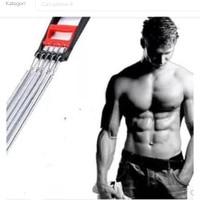 Make Perfect Body Gym Chest Expander Per Elastis Untuk Membentuk Otot