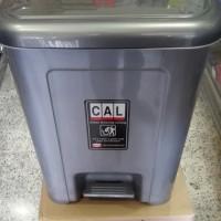 tempat sampah injak shinpo 25 liter