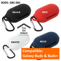 Samsung Galaxy Buds Buds+ Plus Rubber Silicone Soft Case Protector