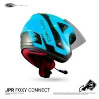 JPR FOXY BLUETOOTH - LIGHT BLUE GLOSS