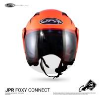 JPR FOXY BLUETOOTH - FLUORESCENT RED GLOSS