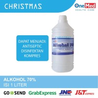 ONEMED ALKOHOL 70% CAIR
