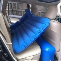 6 in 1 Car Airbed (Kasur angin mobil, dilengkapi pompa elektrik)