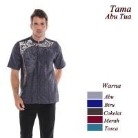 Baju Koko Pria Dewasa Tama 6 Pilihan Warna