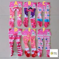 Legging Bayi / Legging cotton rich bayi anti slip tutup kaki Motif 1