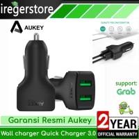 [ORIGINAL] Aukey Dual USB Fast Car Charger Mobil CC-S3