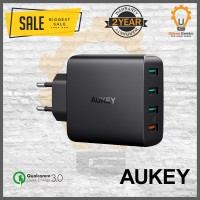 Aukey Charger 4 Port Quick Charge 3.0 AiPower PA-T18 alt Anker Baseus