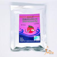 Boster Inrofloxs 25 - Antibiotik Paling Ampuh & Efektif untuk Ikan