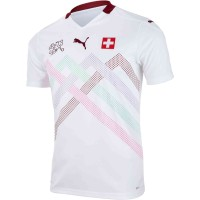 Swiss Away Jersey 2020 Puma Dry Cell