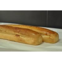 Roti John gandum / wheat long john bread 30 cm
