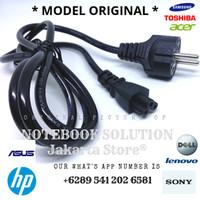 kabel power laptop adaptor colokan 3