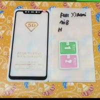 Tempered glass full xiaomi mi 8 redmi mi8