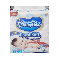 Mamypoko TAPE Royal Soft Extra Dry S 60