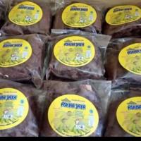 Keripik pisang coklat 1kg