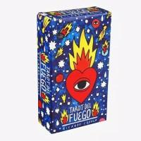 Del Fuego Tarot by Ricardo Cavalo
