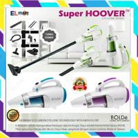 Vacum cleaner Bolde super hoover Cyclone- vacuum penyedot debu