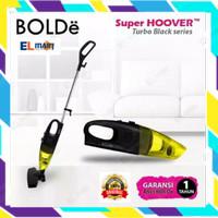 BOLde vacuum cleaner super hoover Turbo Black series vacum sedot debu