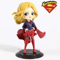 SUPER GIRL SUPERMAN MARVEL SUPERGIRL QPOSKET ACTION FIGURE