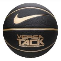 bola basket versa tack original nike indoor & outdoor black gold