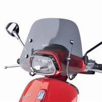 windshield/flyscreen / kaca mika Vespa S 125