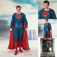 MAINAN ACTION FIGURE ARTFX JUSTICE LEAGUE SUPERMAN